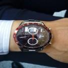台中流當手錶拍賣 原裝 TAG Heuer 豪雅 CARRERA 計時 不鏽鋼 自動男錶 9成5新 喜歡價可議