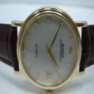 台中流當手錶拍賣 原裝 SURICH 蘇黎世 18K 貝殼 鑽面 自動 男錶 9成9新 出清特價