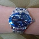 流當手錶拍賣 原裝 Omega 歐米茄 小海馬 石英 女錶 9成新 喜歡價可議