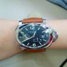 流當手錶拍賣 二手極新品 原裝 PANERAI 沛納海 PAM1090 不銹鋼 自動 9成99新 盒單齊